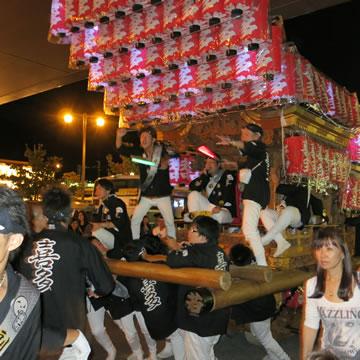 2012だんじり祭り