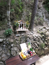 塞の神お社