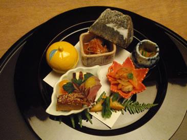 和食、これぞ世界の三大料理の一つでは !!