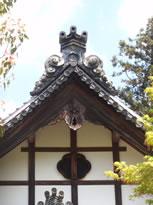 延命寺の庫裏