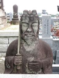 極楽寺金神